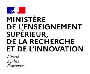 logo ministère de l'enseignement supérieur