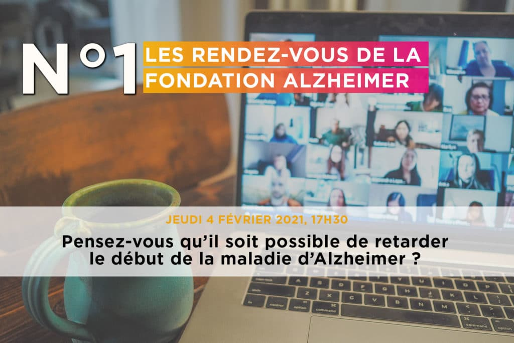 Webinar Fondation Alzheimer